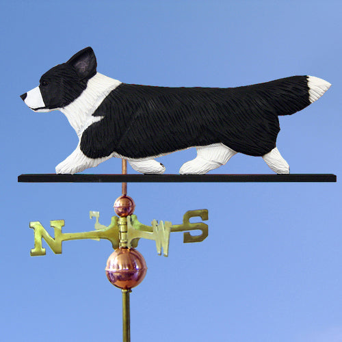 Welsh Corgi (Cardigan) Weathervane - Michael Park, Woodcarver