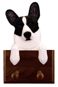 Welsh Corgi cardigan Leash Holder