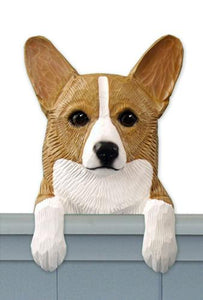 Welsh Corgi Pembroke Door Topper