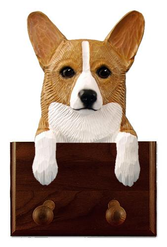 Welsh Corgi Pembroke Leash Holder