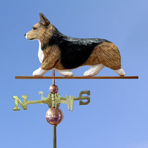 Welsh Corgi (Pembroke) Weathervane - Michael Park, Woodcarver