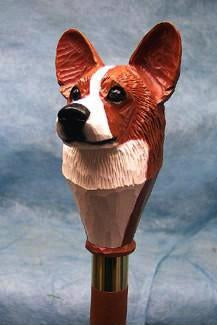 Welsh Corgi Pembroke Walking Stick