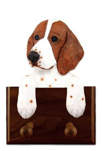 Welsh Springer Spaniel Leash Holder