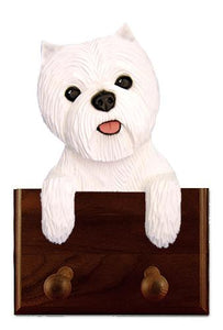 West Highland Terrier Leash Holder