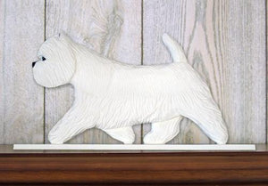 West Highland Terrier DIG Topper