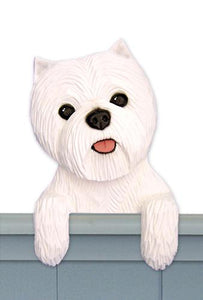 West Highland Terrier Door Topper