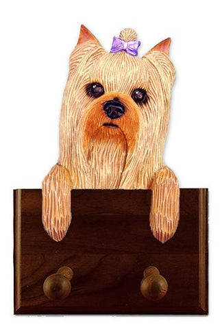 Yorkshire Terrier Leash Holder
