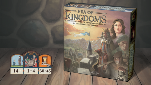 Era of Kingdoms - Pre-order / Late Pledge