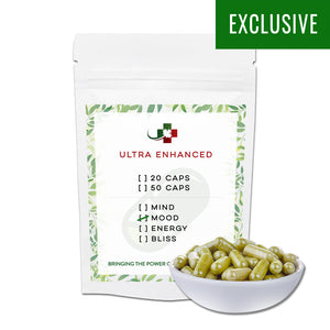 Capsules: Ultra Enhanced - Mood