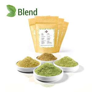 BLEND Medium Custom Sample Pack (4 x 100g)