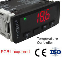 Lilytech, Temperature controller, thermostat