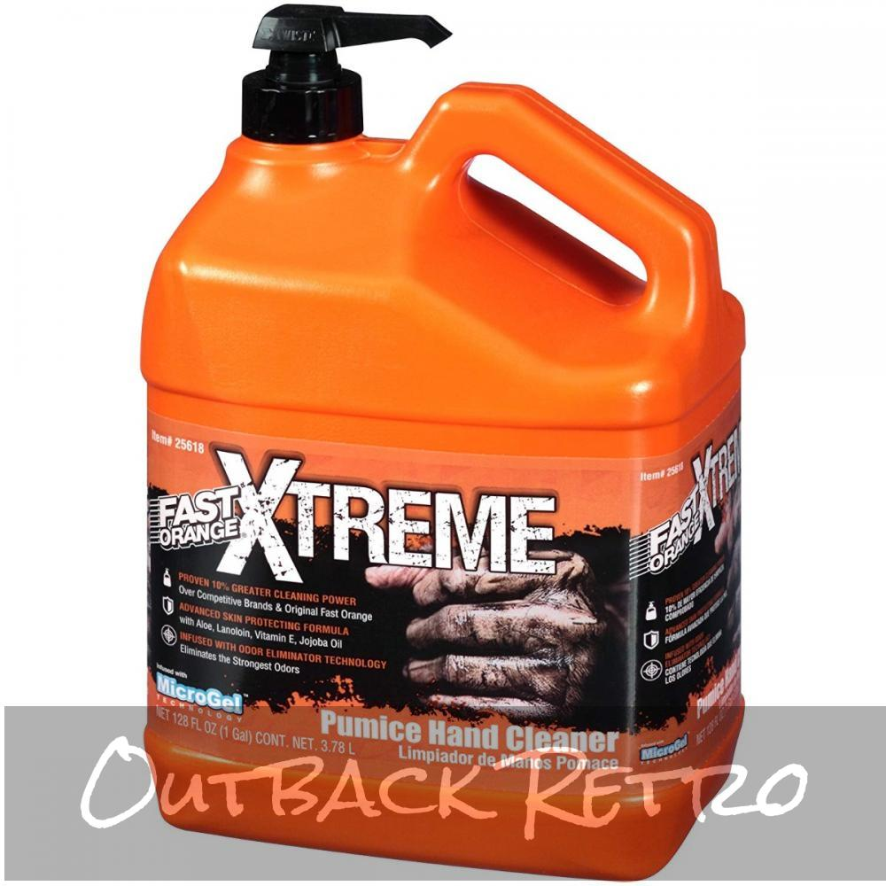 Permatex Fast Orange Xtreme Hand Cleaner 1 gallon 3.78L NEW