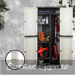 Giantz Outdoor Adjustable Cupboard
