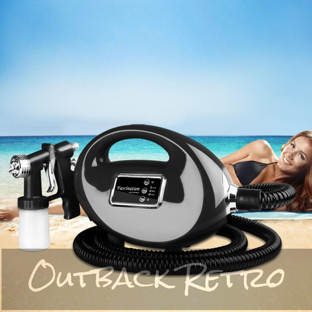 Professional Spray Tan Machine- Black