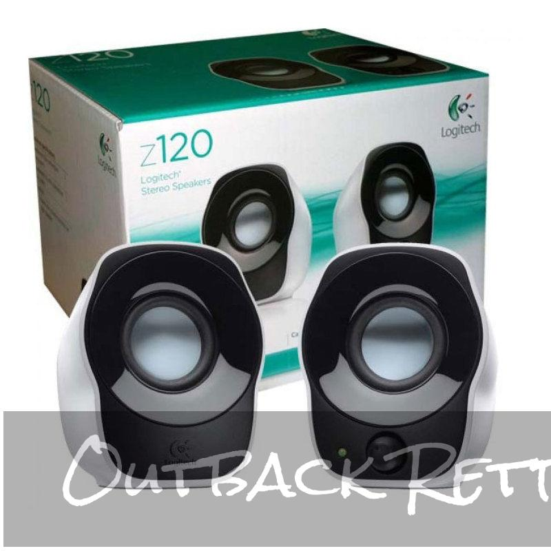 Logitech Z120 USB power speaker 2.0 - 980-000514
