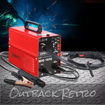 GIANTZ DC Inverter Welder MIG MAG MMA ARC Welding Machine Gasless Portable 165A