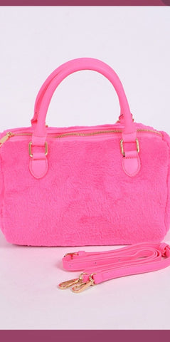Cotton Candy Pink Handbag766