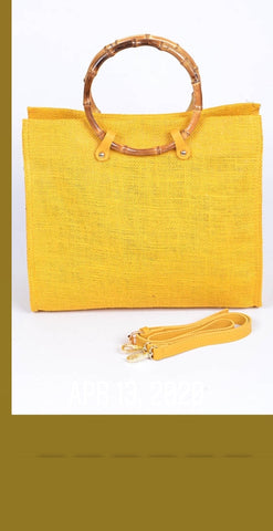 Your Casual Handbag ( Mustard Yellow)