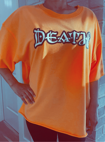 Vulgati®️Death Oversized Shirt