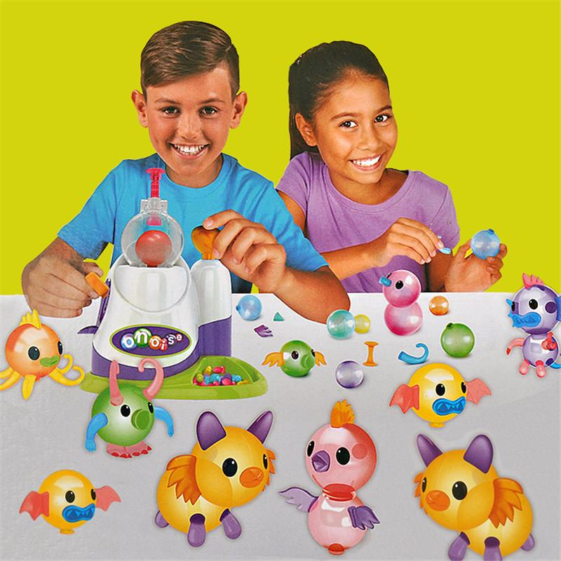 DIY Cute Bubble Balloon Animals Maker Toys