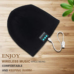 Upgraded V4.2 Bluetooth Beanie Hat