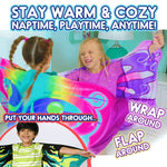 Cozy Wings -Wrap Around Magic Wings