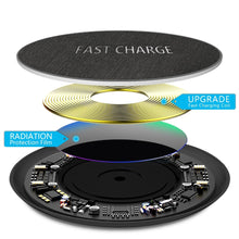 Load image into Gallery viewer, Executive Fast Wireless Charger