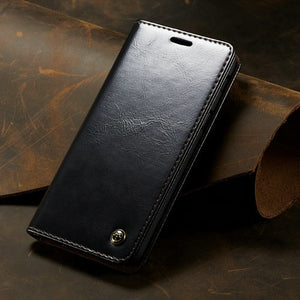 Magnetic Wallet Phone Case