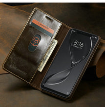 Load image into Gallery viewer, Magnetic Wallet Phone Case