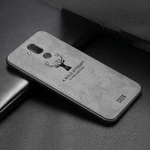 Load image into Gallery viewer, Elegance Fabric Phone Case For Huawei