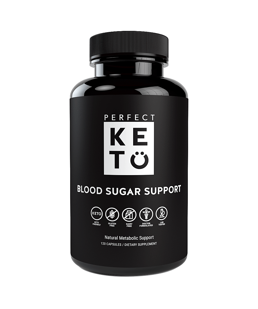 Blood Sugar Support Capsules - BYOB