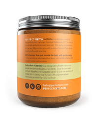 Perfect Keto Nut Butter - Perfect Keto