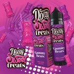 Doozy Sweet Treats Gummy Bears 50ml
