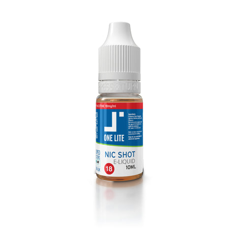 NICOTINE SHOT 10ML (18MG/ML)
