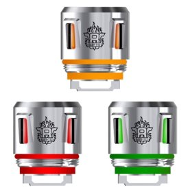 SMOK V8 BABY T12 LIGHT REPLACEMENT COIL RED