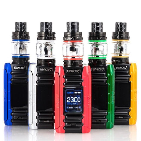 Smok E Priv Kit + FREE 2 x Samsung 18650 Batteries