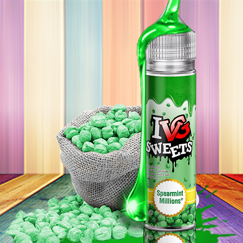 IVG Sweets Range 50ml