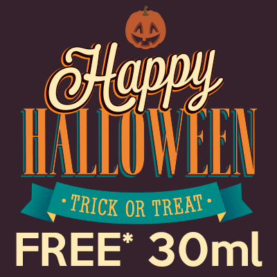 TRICK OR TREAT! PROMOTION