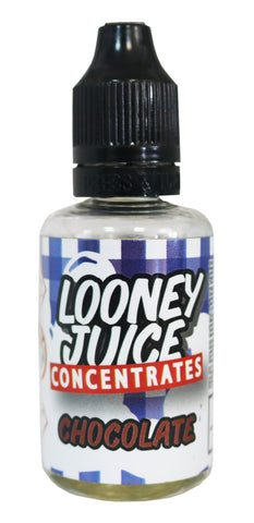 Looney Juice Chocolate Milkshake Concentrate 30ml
