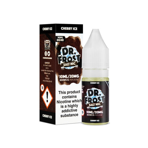 Dr Frost Nic Salt 20mg 10ml