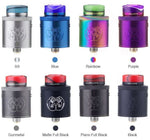 HellVape Drop Dead RDA + 48 Coils + Cotton Bundle