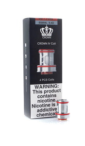 UWELL CROWN 4 COILS - 4 PACK