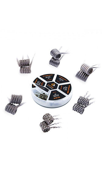 GeekVape 6 in 1 Coil Pack -20pcs