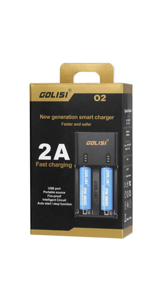 Golisi O2 Battery Charger