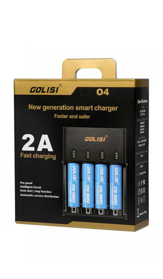 Golisi O4 Battery Charger