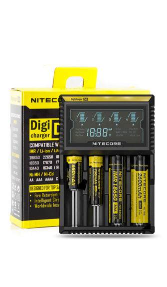 Nitecore Intellicharger D4 Charger