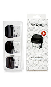 Smok Nord 2 RPM Replacement pod (3-pack)