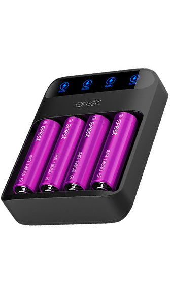 EFEST LUSH BATTERY CHARGERS - Q4