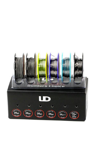 UD Wire Box 6 Roll Wires