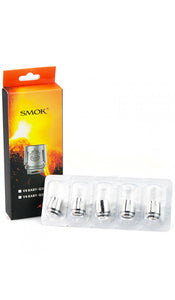 5 pack of SMOK V8 Baby-Q2 Dual Core